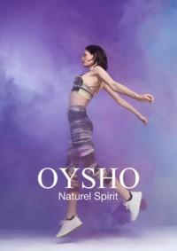 "Oysho ""Naturel Spirit"" 2018 Kataloğu Sayfa 1"