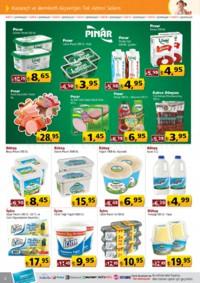 Selam Market 05 - 18 Mart 2018 Kampanya Broşürü! Sayfa 2