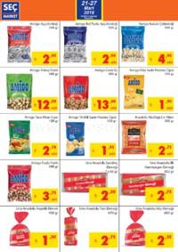 Seç Market 21 - 27 Mart 2018 Kampanya Broşürü! Sayfa 2