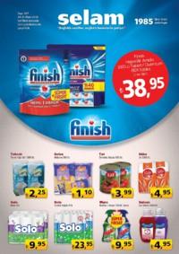 Selam Market 19 - 31 Mart 2018 Kampanya Broşürü! Sayfa 1