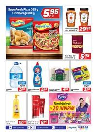 Uyum Market 09 - 15 Mart 2018 Kampanya Broşürü! Sayfa 3 Önizlemesi