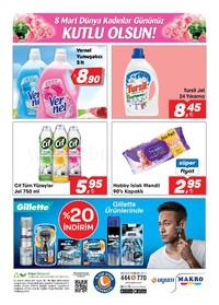 Uyum Market 02 - 08 Mart 2018 Kampanya Broşürü! Sayfa 4 Önizlemesi