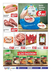 Uyum Market 02 - 08 Mart 2018 Kampanya Broşürü! Sayfa 2 Önizlemesi