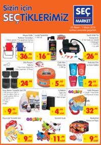Seç Market 25 Nisan - 01 Mayıs 2018 Kampanya Broşürü! Sayfa 5 Önizlemesi