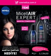 Cosmetica 01 - 31 Mayıs 2018 Kampanya Broşürü! Sayfa 1