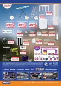 Neyzen Yapı Market 02 Nisan - 30 Mayıs 2018 Kampanya Broşürü! Sayfa 2 Önizlemesi