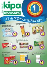 Kipa Süpermarket 26 Nisan - 09 Mayıs 2018 Ne Alırsan Kampanyası Sayfa 1