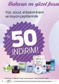 Kipa Süpermarket 26 Nisan - 09 Mayıs 2018 Kampanya Broşürü! Sayfa 2