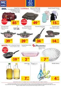 Seç Market 02 - 08 Mayıs 2018 Kampanya Broşürü! Sayfa 6 Önizlemesi