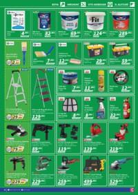 Montea Yapı Market 04 - 31 Mayıs 2018 Kampanya Broşürü! Sayfa 9 Önizlemesi