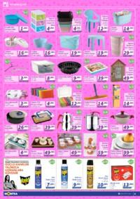 Montea Yapı Market 04 - 31 Mayıs 2018 Kampanya Broşürü! Sayfa 8 Önizlemesi