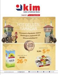 Kim Market 12 - 24 Mayıs 2018 Marmara Bölgesi Kampanya Broşürü! Sayfa 1