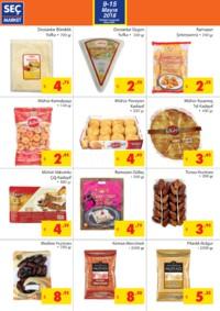 Seç Market 09 - 15 Mayıs 2018 Kampanya Broşürü! Sayfa 2