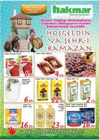 Hakmar 08 - 16 Mayıs 2018 Kampanya Broşürü! Sayfa 1