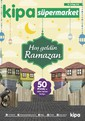 Kipa Süpermarket 10 - 23 Mayıs 2018 Kampanya Broşürü! - Hoş Geldin Ramazan Sayfa 1