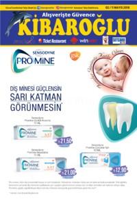 Kibaroğlu 02 - 11 Mayıs 2018 Kampanya Broşürü! Sayfa 1
