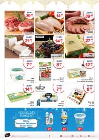 Kim Market Ege Bölgesi 25 - 31 Mayıs 2018 Kampanya Broşürü! Sayfa 2