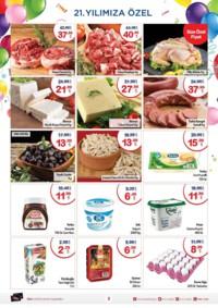 Kim Market Ege Bölgesi 04 - 09 Mayıs 2018 Kampanya Broşürü! Sayfa 2