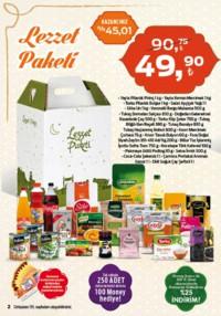 Kipa Süpermarket 24 Mayıs - 06 Haziran 2018 Kampanya Broşürü: Ramazan Paketleriyle Bereketli Sofralar Sayfa 2