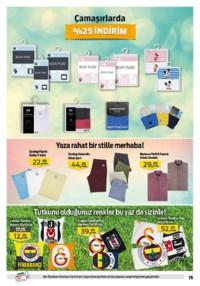 Kipa Süpermarket 24 Mayıs - 06 Haziran 2018 Kampanya Broşürü: Ramazan Paketleriyle Bereketli Sofralar Sayfa 15 Önizlemesi