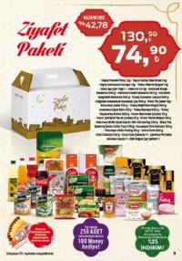 Kipa Süpermarket 24 Mayıs - 06 Haziran 2018 Kampanya Broşürü: Ramazan Paketleriyle Bereketli Sofralar Sayfa 3 Önizlemesi