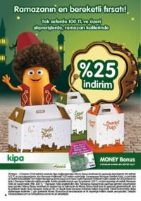 Kipa Süpermarket 24 Mayıs - 06 Haziran 2018 Kampanya Broşürü: Ramazan Paketleriyle Bereketli Sofralar Sayfa 4 Önizlemesi