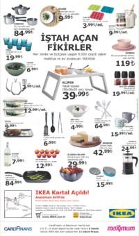 IKEA 06 - 12 Mayıs 2018 Kampanya Broşürü! Sayfa 1