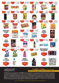 Akyurt Süpermarket 29 Haziran - 12 Temmuz 2018 Kampanya Broşürü! Sayfa 2