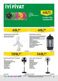 Kipa Süpermarket 07 - 20 Haziran 2018 Kampanya Broşürü: Tatil Keyfini Kipa ile Sürün! Sayfa 17 Önizlemesi