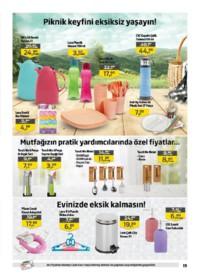 Kipa Süpermarket 07 - 20 Haziran 2018 Kampanya Broşürü: Tatil Keyfini Kipa ile Sürün! Sayfa 15 Önizlemesi