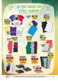 Kipa Süpermarket 07 - 20 Haziran 2018 Kampanya Broşürü: Tatil Keyfini Kipa ile Sürün! Sayfa 11 Önizlemesi