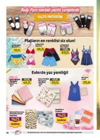 Kipa Süpermarket 07 - 20 Haziran 2018 Kampanya Broşürü: Tatil Keyfini Kipa ile Sürün! Sayfa 10 Önizlemesi