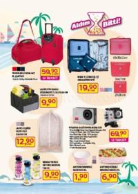 Kipa Süpermarket 07 - 20 Haziran 2018 Kampanya Broşürü: Tatil Keyfini Kipa ile Sürün! Sayfa 3 Önizlemesi