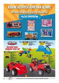 Kipa Süpermarket 07 - 20 Haziran 2018 Kampanya Broşürü: Tatil Keyfini Kipa ile Sürün! Sayfa 6 Önizlemesi