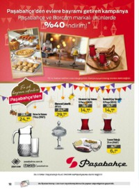 Kipa Süpermarket 07 - 20 Haziran 2018 Kampanya Broşürü: Tatil Keyfini Kipa ile Sürün! Sayfa 12 Önizlemesi