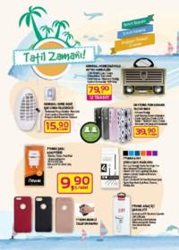 Kipa Süpermarket 07 - 20 Haziran 2018 Kampanya Broşürü: Tatil Keyfini Kipa ile Sürün! Sayfa 2