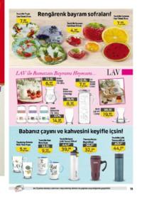 Kipa Süpermarket 07 - 20 Haziran 2018 Kampanya Broşürü: Tatil Keyfini Kipa ile Sürün! Sayfa 13 Önizlemesi