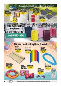 Kipa Süpermarket 07 - 20 Haziran 2018 Kampanya Broşürü: Tatil Keyfini Kipa ile Sürün! Sayfa 8 Önizlemesi