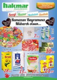 Hakmar 08 - 17 Haziran 2018 Kampanya Broşürü! Sayfa 1
