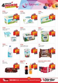 Dörtler Market 18 - 28 Haziran 2018 Kampanya Broşürü! Sayfa 2