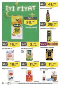 Kipa Süpermarket 07 - 20 Haziran 2018 Kampanya Broşürü! Sayfa 29 Önizlemesi