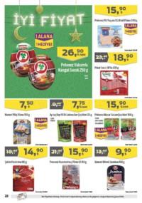 Kipa Süpermarket 07 - 20 Haziran 2018 Kampanya Broşürü! Sayfa 21 Önizlemesi