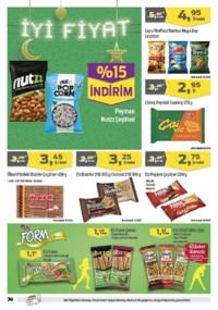 Kipa Süpermarket 07 - 20 Haziran 2018 Kampanya Broşürü! Sayfa 35 Önizlemesi