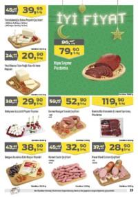 Kipa Süpermarket 07 - 20 Haziran 2018 Kampanya Broşürü! Sayfa 22 Önizlemesi