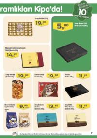 Kipa Süpermarket 07 - 20 Haziran 2018 Kampanya Broşürü! Sayfa 7 Önizlemesi