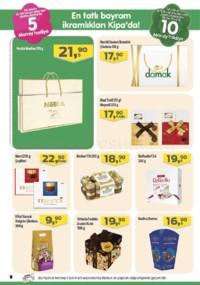 Kipa Süpermarket 07 - 20 Haziran 2018 Kampanya Broşürü! Sayfa 8 Önizlemesi