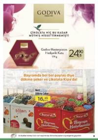 Kipa Süpermarket 07 - 20 Haziran 2018 Kampanya Broşürü! Sayfa 9 Önizlemesi