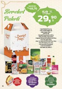 Kipa Süpermarket 07 - 20 Haziran 2018 Kampanya Broşürü! Sayfa 12 Önizlemesi
