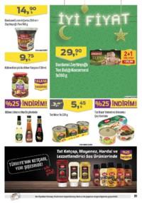 Kipa Süpermarket 07 - 20 Haziran 2018 Kampanya Broşürü! Sayfa 30 Önizlemesi