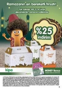 Kipa Süpermarket 07 - 20 Haziran 2018 Kampanya Broşürü! Sayfa 11 Önizlemesi